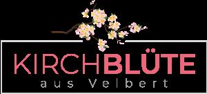 Kirchblüte – Gärtnerei Ev. Friedhof Velbert Logo
