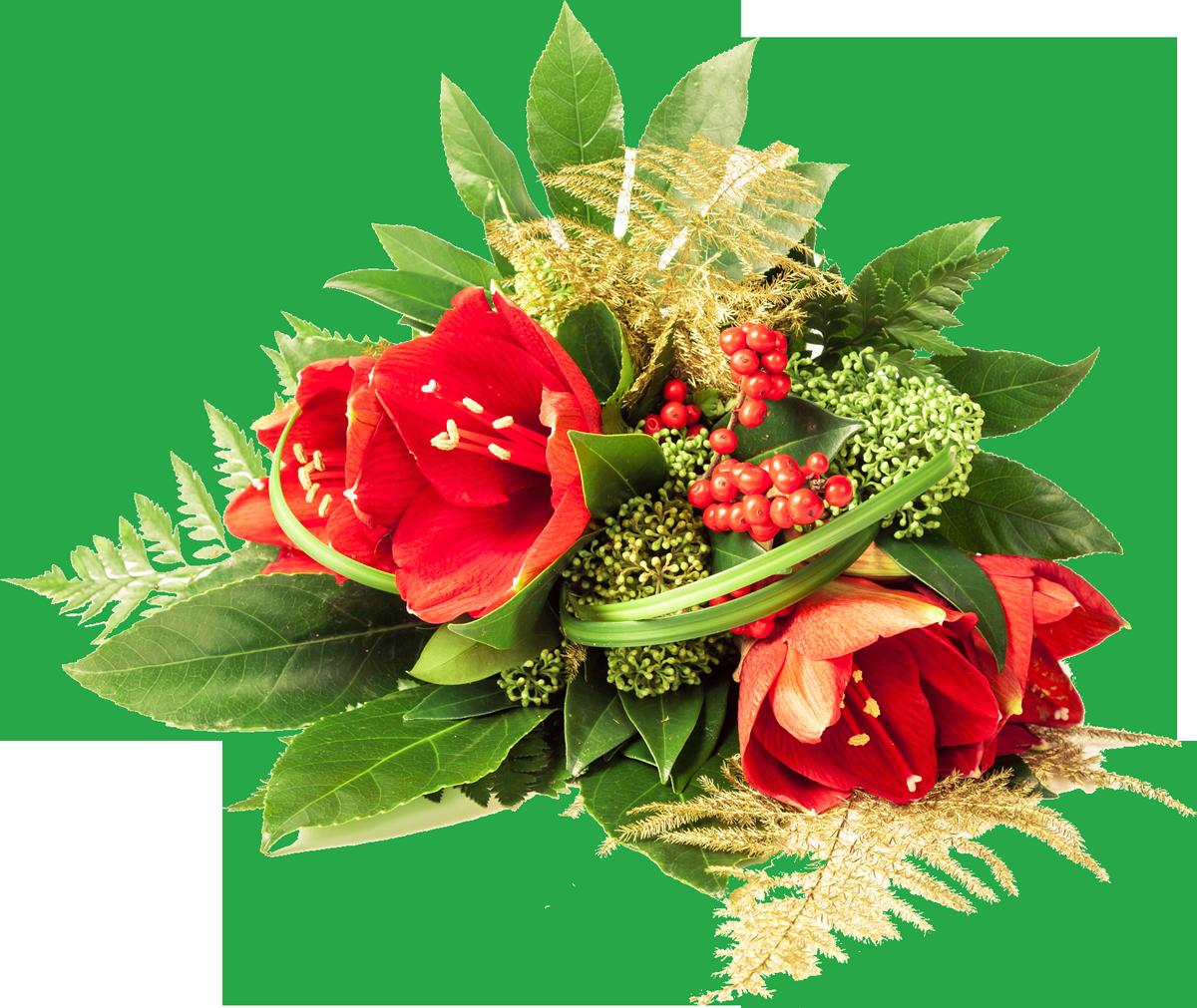 Trauerstrauß Amaryllis Gärtnerei Kirchblüte